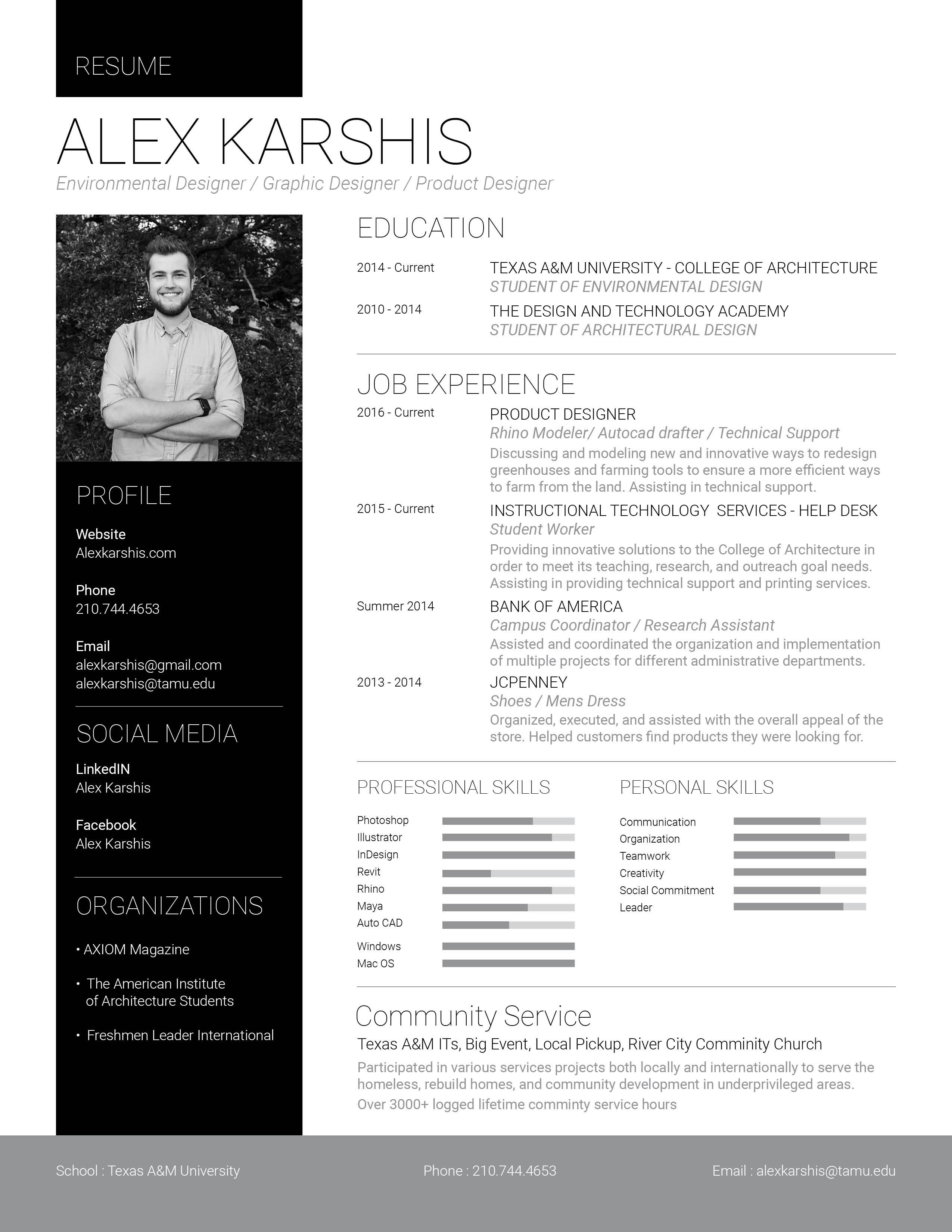 ALEXKARHIS - Resume